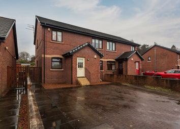 Thumbnail 2 bed flat for sale in 11 Tenters Way, Paisley