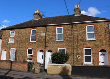 Thumbnail 2 bed terraced house for sale in Frimley Road, Ash Vale