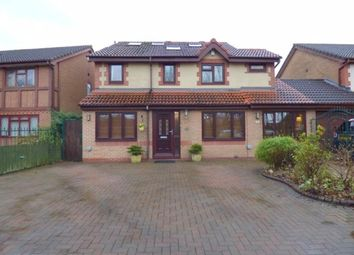 Thumbnail 5 bed property for sale in Fleetwood Close, Great Sankey, Warrington