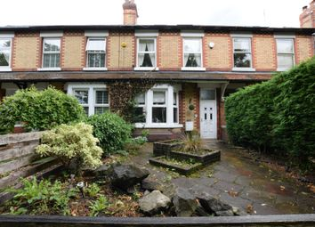 Thumbnail 4 bedroom terraced house for sale in Fairfield Road, Stockton Heath, Warrington, Cheshire