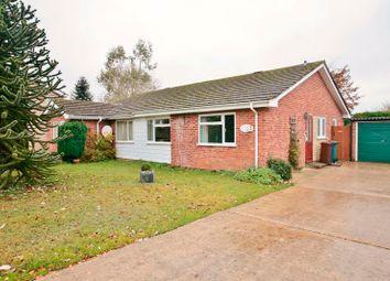Thumbnail 2 bed semi-detached bungalow for sale in Rowel Drive, Begbroke, Kidlington