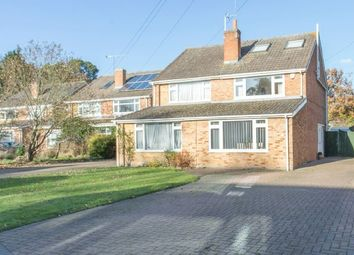 Thumbnail 4 bed semi-detached house for sale in Three Stories Of Space. Ascot, Berkshire