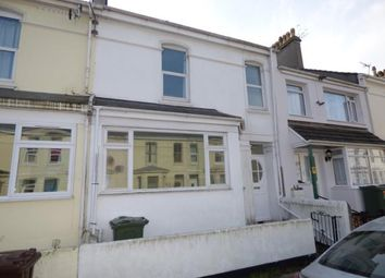 Thumbnail 4 bedroom terraced house for sale in St Judes, Plymouth, Devon