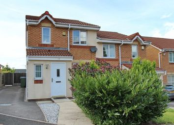 Thumbnail 3 bedroom semi-detached house for sale in Glenwood Close, Radcliffe, Manchester