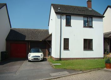 Thumbnail 2 bedroom link-detached house for sale in Brook Meadow, South Molton