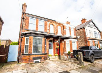 Thumbnail 3 bed semi-detached house for sale in Mirfield Drive, Eccles, Manchester