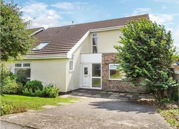 Thumbnail 3 bed detached house for sale in Anglesey Way, Nottage, Porthcawl
