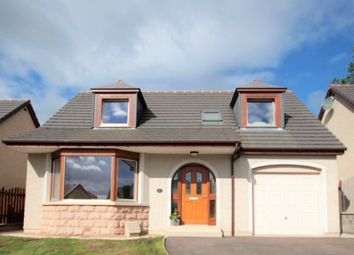 Thumbnail 3 bed detached house for sale in Westburn Gardens, Inverurie
