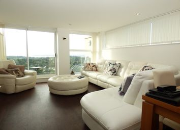 Thumbnail 2 bedroom flat to rent in Alipore Close, Canford Cliffs, Poole