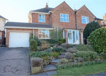 Thumbnail 3 bed semi-detached house for sale in Rosemary Lane, Norton, Stourbridge