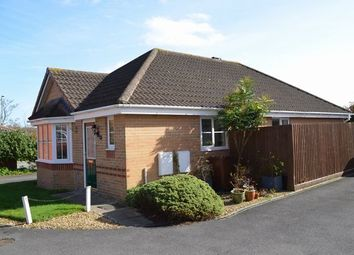 Thumbnail 2 bed detached bungalow for sale in Windsor Close, Cullompton