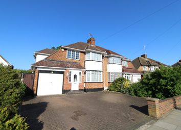 Thumbnail 4 bed semi-detached house for sale in Furness Road, Harrow