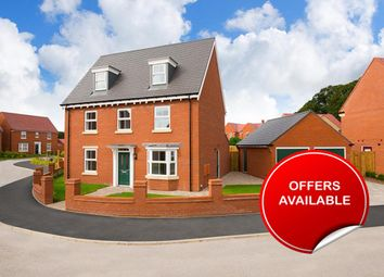 """Thumbnail 5 bed detached house for sale in """"Emerson"""" at Ellerbeck Avenue, Nunthorpe, Middlesbrough"""