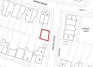 Thumbnail Land for sale in 44 Angles Road, Streatham, London