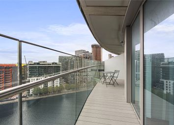 Thumbnail 1 bed flat for sale in Arena Tower, 25 Crosshabour Place, London