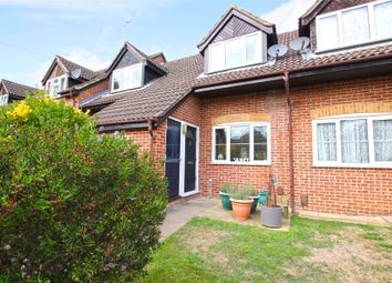 Thumbnail 2 bed terraced house for sale in Addlestone, Surrey