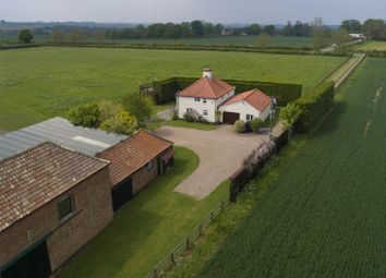Thumbnail 4 bed detached house for sale in Benniworth, Market Rasen