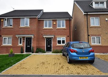 Thumbnail 2 bed property for sale in Martindale Crescent, Middleton, Manchester