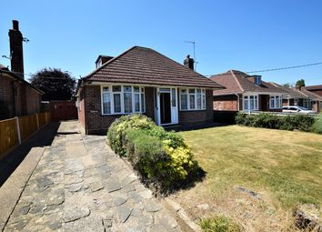 Thumbnail 2 bed detached bungalow for sale in Hobb Lane, Hedge End, Southampton