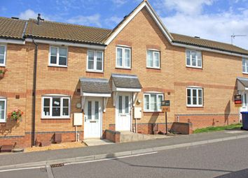Thumbnail 2 bed terraced house to rent in Granary Road, Newmarket