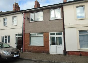 Thumbnail 2 bed terraced house for sale in Glebe Street, Penarth