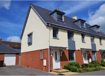 Thumbnail 4 bed town house for sale in Freemantle Road, Romsey