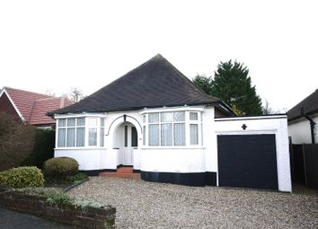 Thumbnail 3 bedroom detached bungalow for sale in King James Avenue, Cuffley, Potters Bar