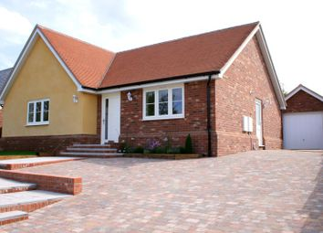 Thumbnail 3 bed detached bungalow for sale in Walton Road, Kirby-Le-Soken, Frinton-On-Sea