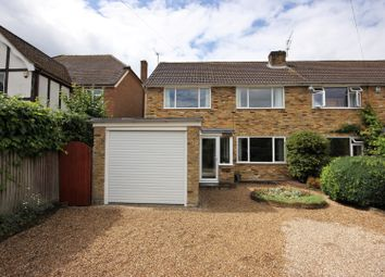 Thumbnail 4 bed semi-detached house for sale in Wynnswick Road, Seer Green