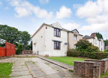 Thumbnail 2 bed semi-detached house for sale in Walnut Road, Glasgow, Lanarkshire