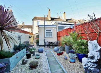 Thumbnail 2 bed end terrace house for sale in Church Road, Swanscombe