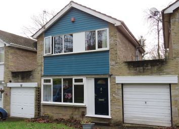 Thumbnail 3 bed detached house for sale in Newlay Wood Close, Horsforth, Leeds
