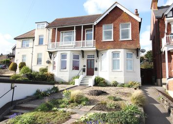 Thumbnail 3 bed flat for sale in Seabrook Road, Hythe
