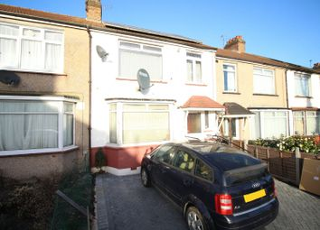 Thumbnail 4 bed terraced house for sale in Queens Avenue, Greenford, Middlesex