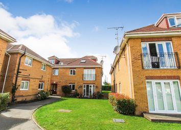 Thumbnail 2 bed flat to rent in Lodge Lane, Collier Row, Romford