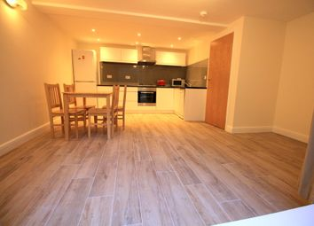 Thumbnail 3 bed flat to rent in Broughton Street, London