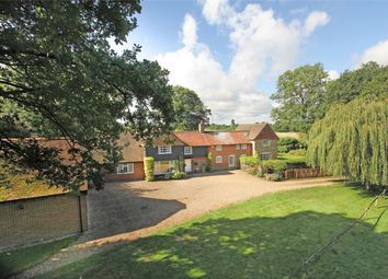 Thumbnail 6 bed detached house for sale in Bramshill Road, Bramshill, Hook