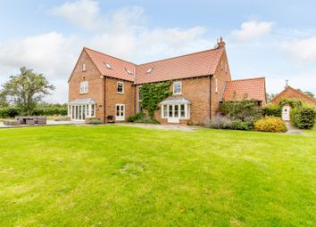 Thumbnail 7 bed detached house for sale in Lissingley Lane, Lissington, Market Rasen