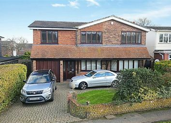 Thumbnail 5 bed detached house for sale in Baldwins Hill, Loughton, Essex