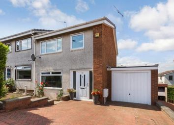 Thumbnail 3 bed semi-detached house for sale in St. Columba Drive, Kirkintilloch, Glasgow, East Dunbartonshire