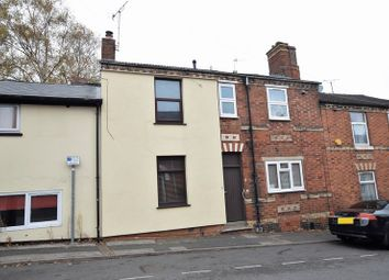 Thumbnail 3 bed terraced house for sale in Baggholme Road, Monks Road, Lincoln