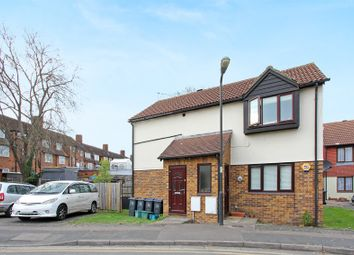 Thumbnail 2 bed flat for sale in Connaught Gardens, Morden