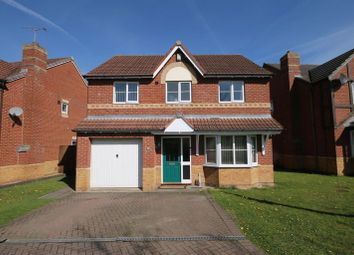 Thumbnail 4 bedroom detached house for sale in Martingale Way, Lawley Bank, Telford