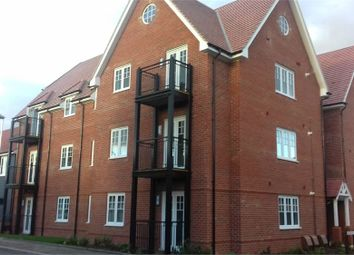 Thumbnail 2 bed flat to rent in Norman Close, Sible Hedingham, Halstead, Essex