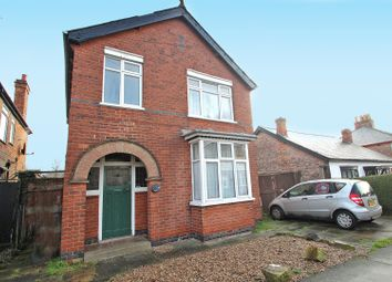Thumbnail 3 bedroom detached house for sale in Albert Avenue, Carlton, Nottingham