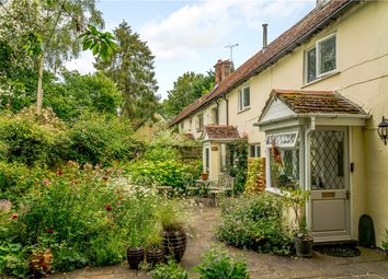 Thumbnail 3 bed semi-detached house for sale in Over Wallop, Stockbridge, Hampshire