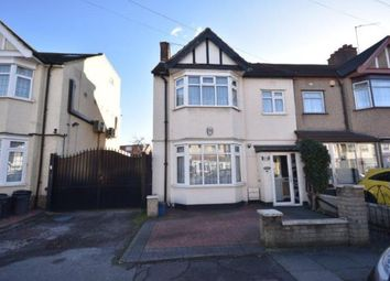 Thumbnail 4 bed end terrace house for sale in Newbury Park, Ilford, Essex