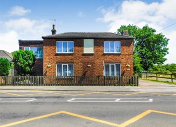 Thumbnail 4 bed detached house for sale in Main Road, Stickney, Boston, Lincolnshire