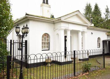 White Lodge, Chipstead Lane, Chipstead, Sevenoaks, Kent TN13 property