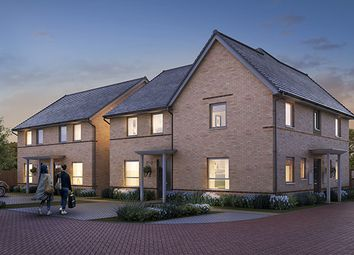 Thumbnail 3 bed semi-detached house for sale in Southern Cross, Wixams, Wilstead, Bedford